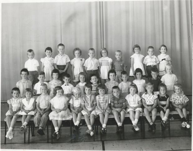 Janet Pre School Class