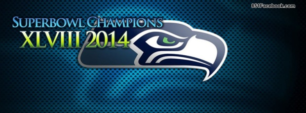 superbowl champions xlviii seatle seahawks facebook timeline cover banner for fb wall status2