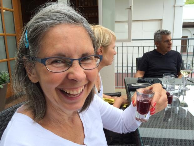 Wine Shots!